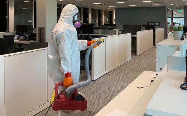 Disinfecting-Fogger