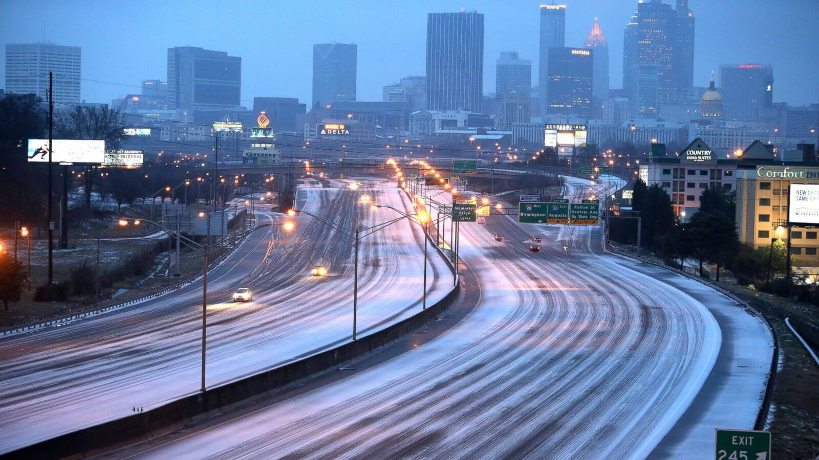 servicemaster by bailey atlanta winter weather terms