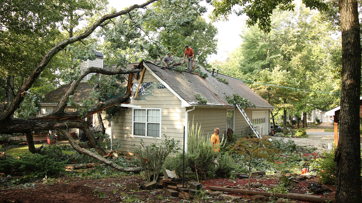 storm damage restoration cleanup servicemaster by bailey